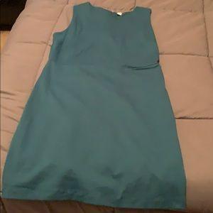 Dark greenish blue Old Navy Dress!